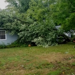 Catlin Clean-Up Continues Following Storms!