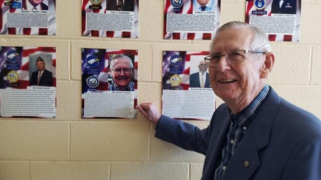 Danville Area 'Sports Legend' Honored by IHSA