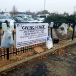 Citizens Respond to 'The Giving Fence'