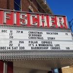 Fischer Showing Holiday Movie Favorites