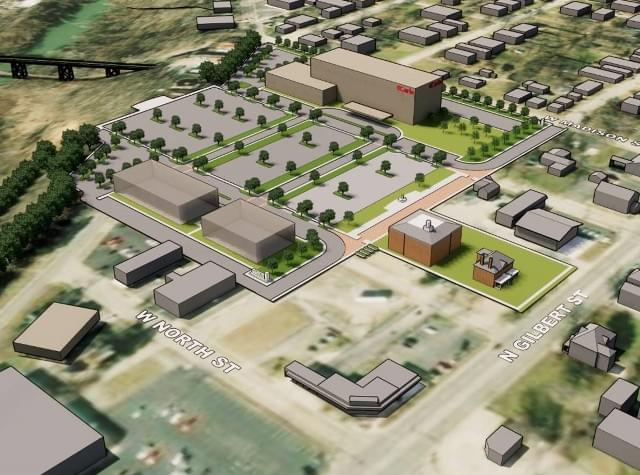 Council Transfers Land for Carle Medical Campus