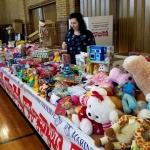Toys for Tots Distribution Spreads Holiday Joy!