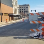 Downtown Traffic Restrictions May be Eased