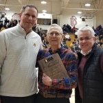 Fowler Connell Receives Media Award From IHSA