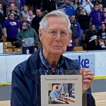 Honored For Covering Local Sports For 70 Years