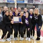 Oakwood Comets Win County Cheer Championship