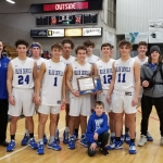 Blue Devils Are 2020 Boys Basketball County Champs