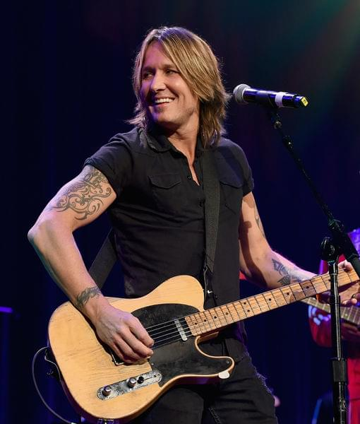 Keith Urban steps up as new host of the 55th annual ACM Awards