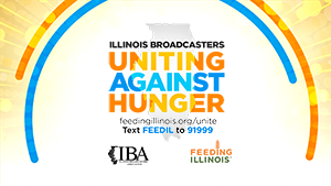 Withers Broadcasting and Illinois broadcasters unite against hunger