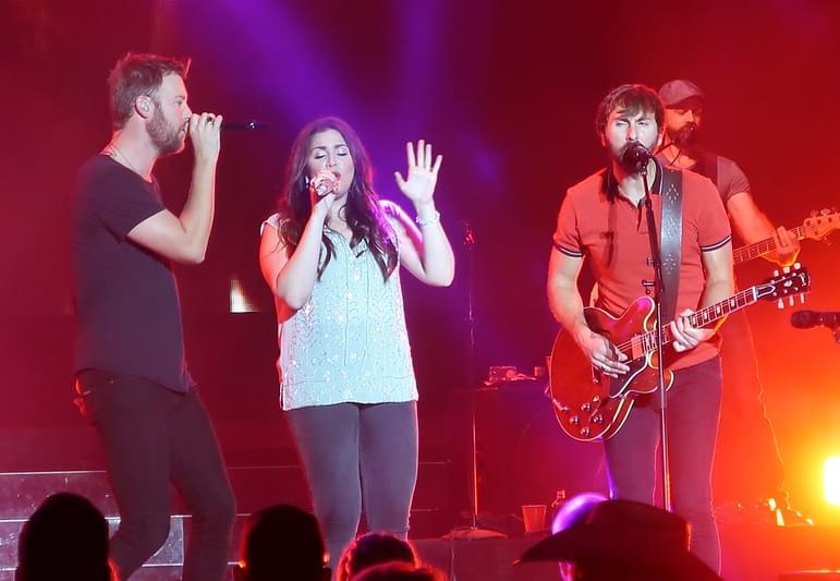 Lady Antebellum Announces Name Change to 'Lady A'