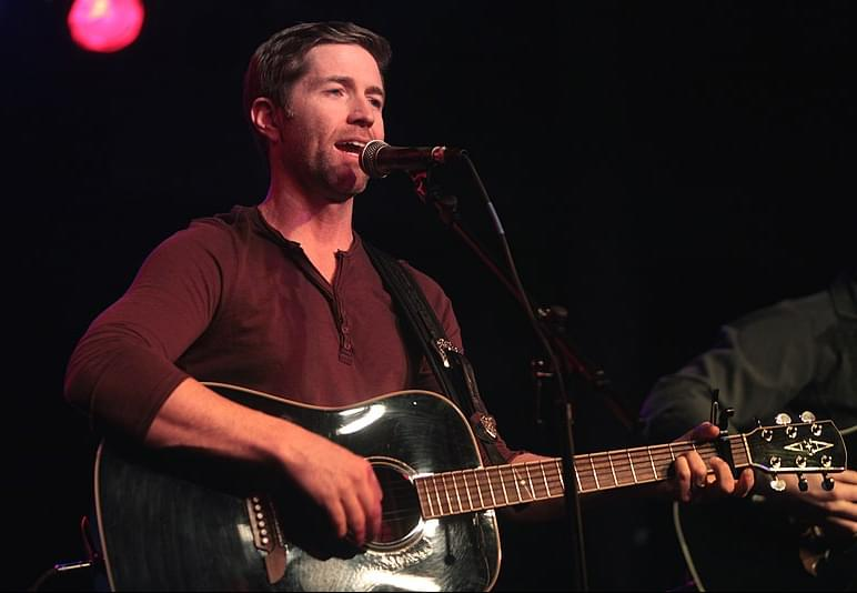 Josh Turner Releasing Covers Album, 'Country State of Mind'