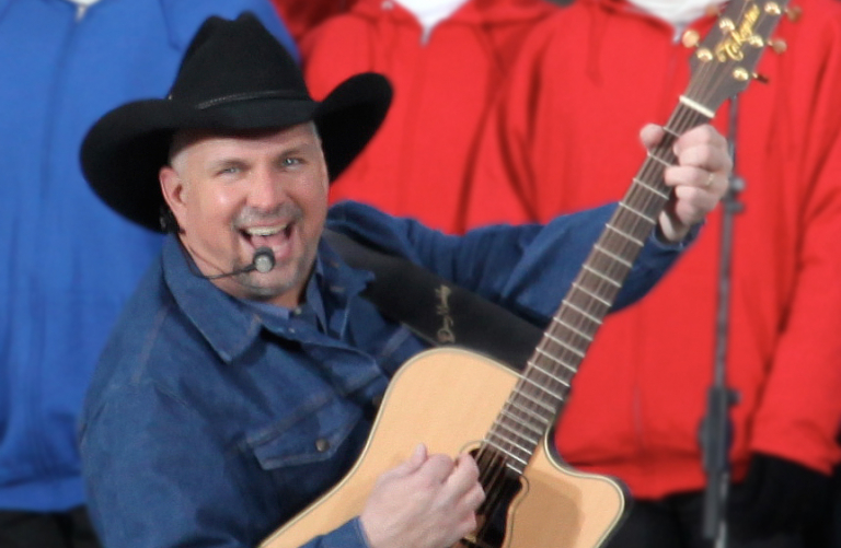 Garth Brooks to Perform During Biden's Inauguration
