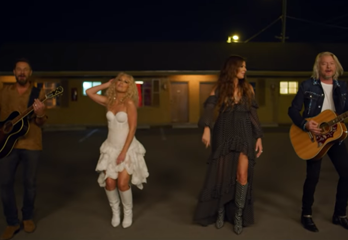 Little Big Town – Wine, Beer, Whiskey