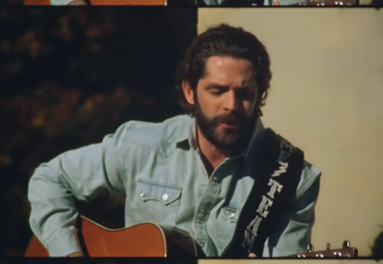 Thomas Rhett – What's Your Country Song