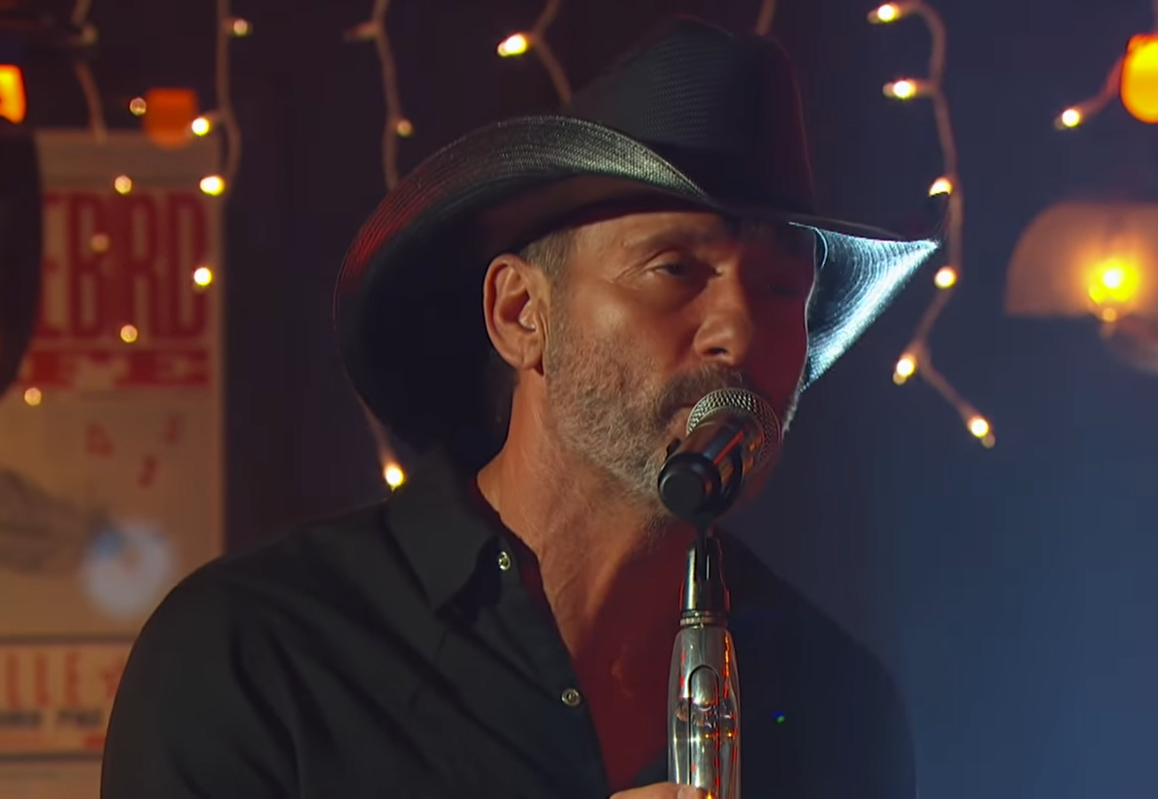 Tim McGraw: Keith Urban 'Almost Killed Me' at ACMs