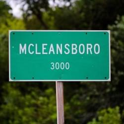McLeansboro to Consider City Hall Renovations, Other Issues Wed.