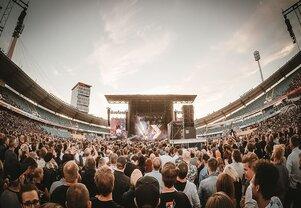 Foo Fighters To Headline Bonnaroo