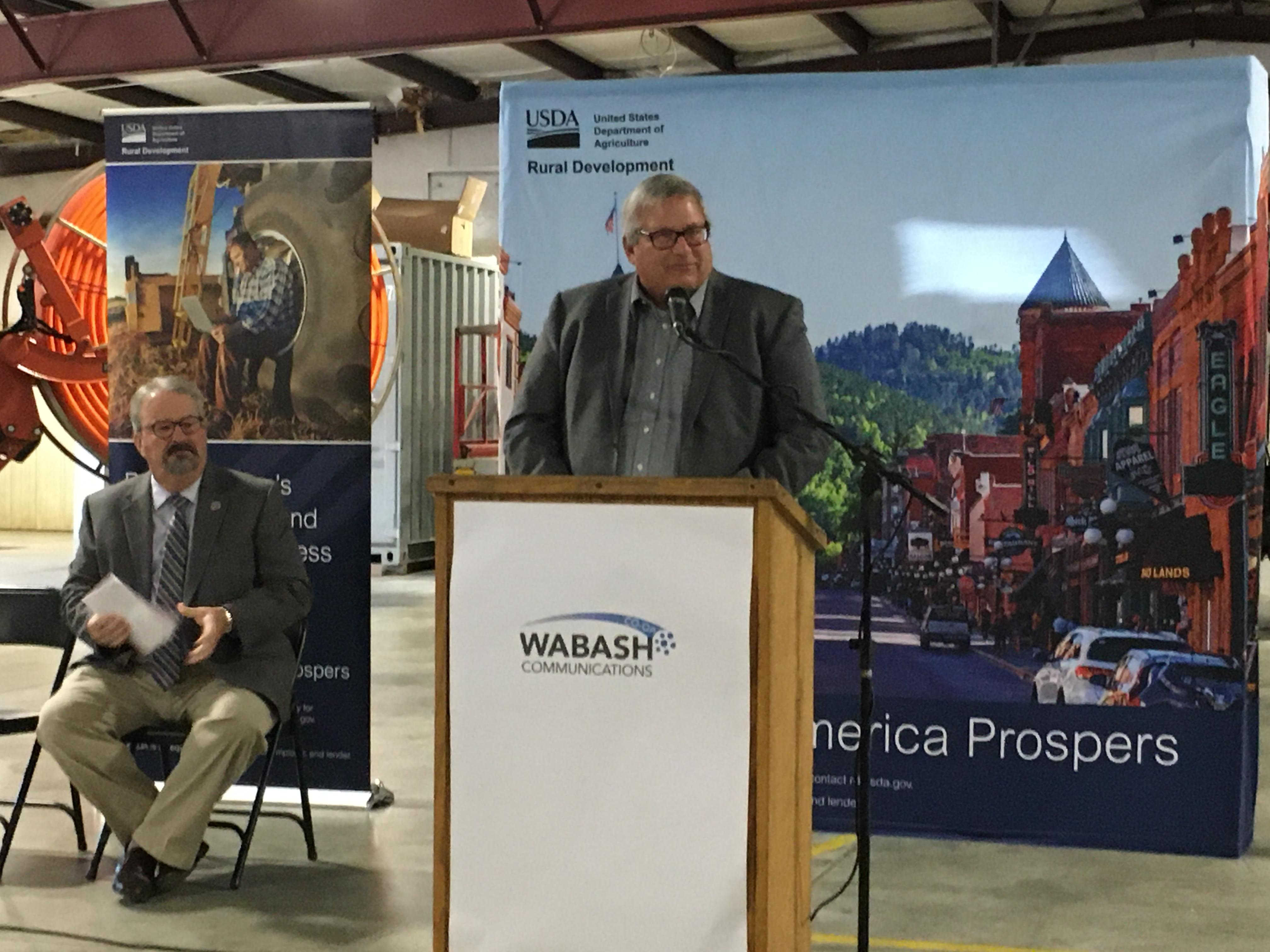 Wabash Communications Awarded Nearly $13 Million to Expand Broadband Internet in Rural Jefferson, Wayne Counties