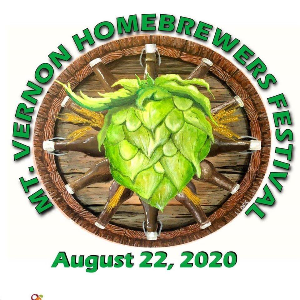 AUGUST 22: Homebrewers Festival 2020- MT VERNON