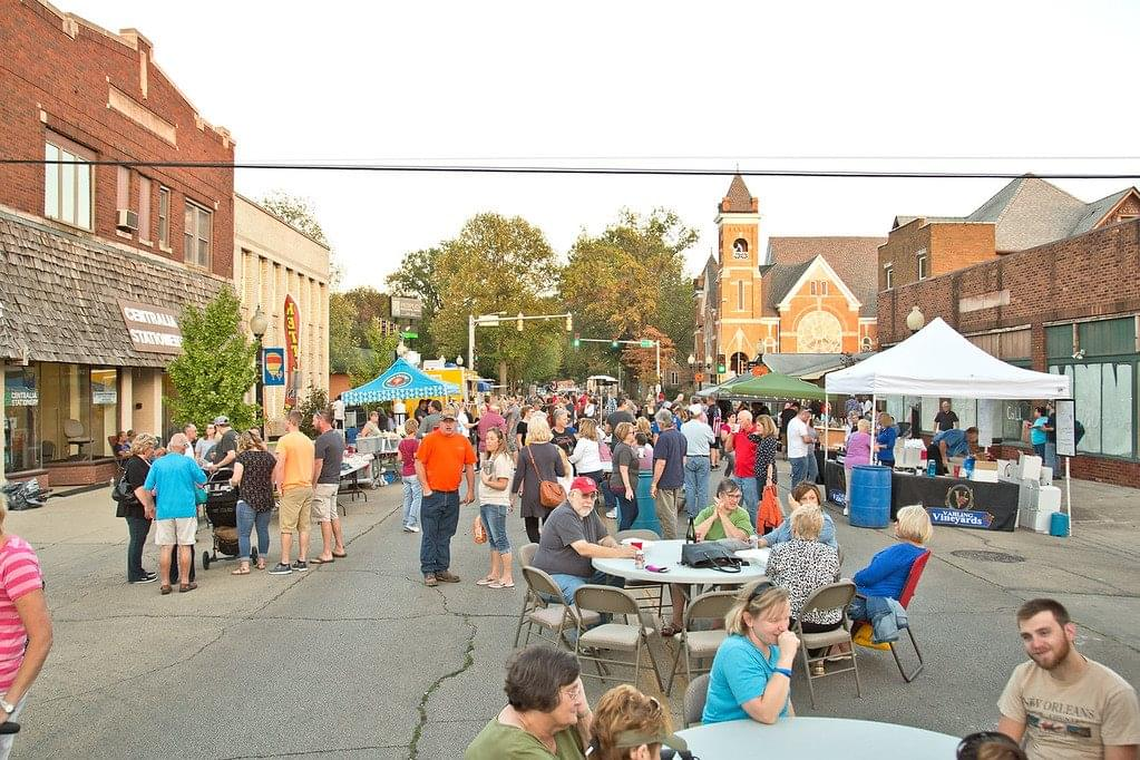 OCTOBER 10: CELEBRATE CENTRALIA-ART/WINE/MUSIC FESTIVAL- CENTRALIA