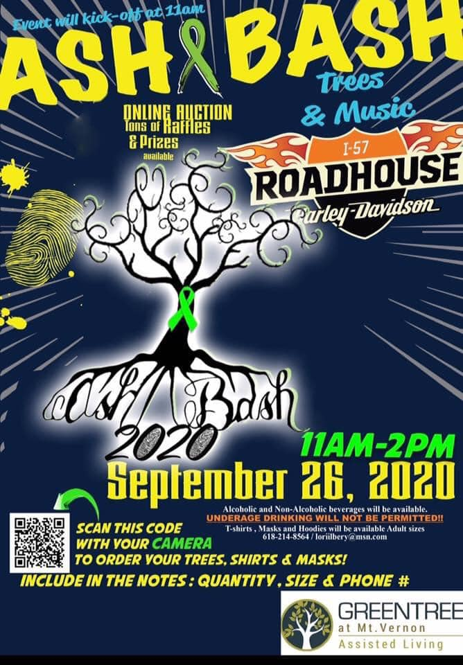 SEPTEMBER 26: ASH BASH 2020-MT VERNON