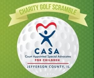 JUNE 12: 6th Annual CASA Golf Outing-MT VERNON
