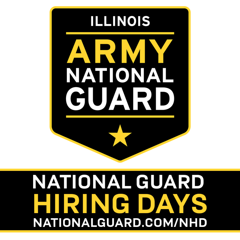 "Army National Guard Seeking New Members During ""National Hiring Days"""
