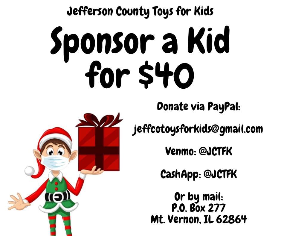 Stuff the RV at SSM Health Friday in Mt. Vernon to benefit Jefferson County Toys for Kids