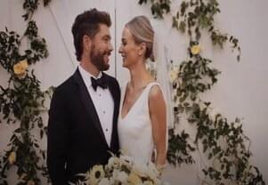 Chris Lane Shares Exciting News With Wife