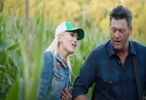 Blake Shelton – Happy Anywhere ft. Gwen Stefani