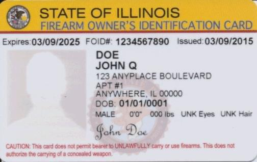 Future of Illinois' FOID cards in question amid persistent backlogs