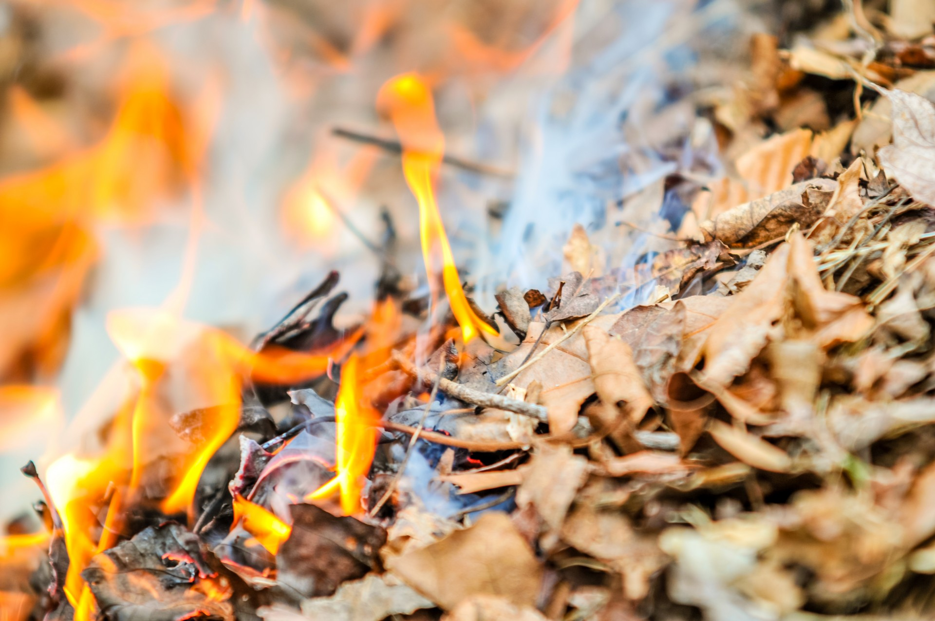 Mt. Vernon Fire Chief with some reminders heading into spring cleanup and leaf burning season