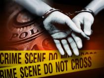 Two Salem men arrested during burglary in progess