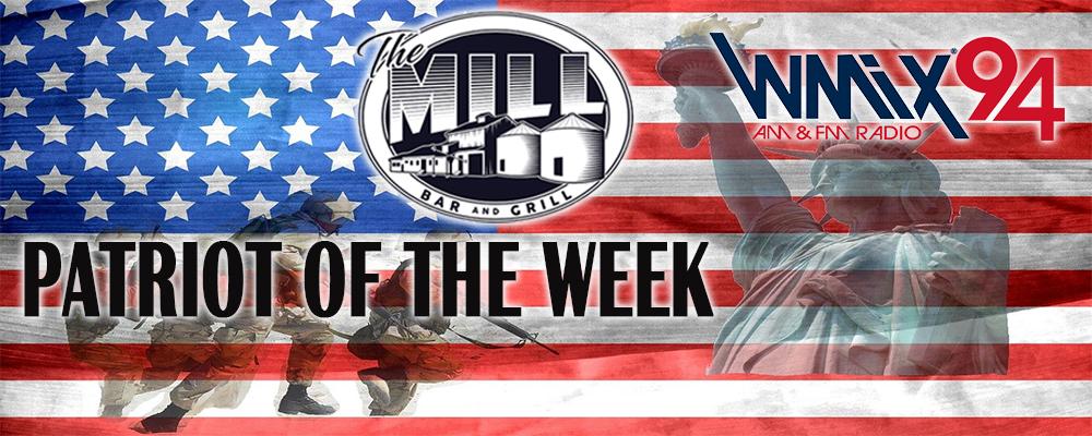 Patriot of the Week