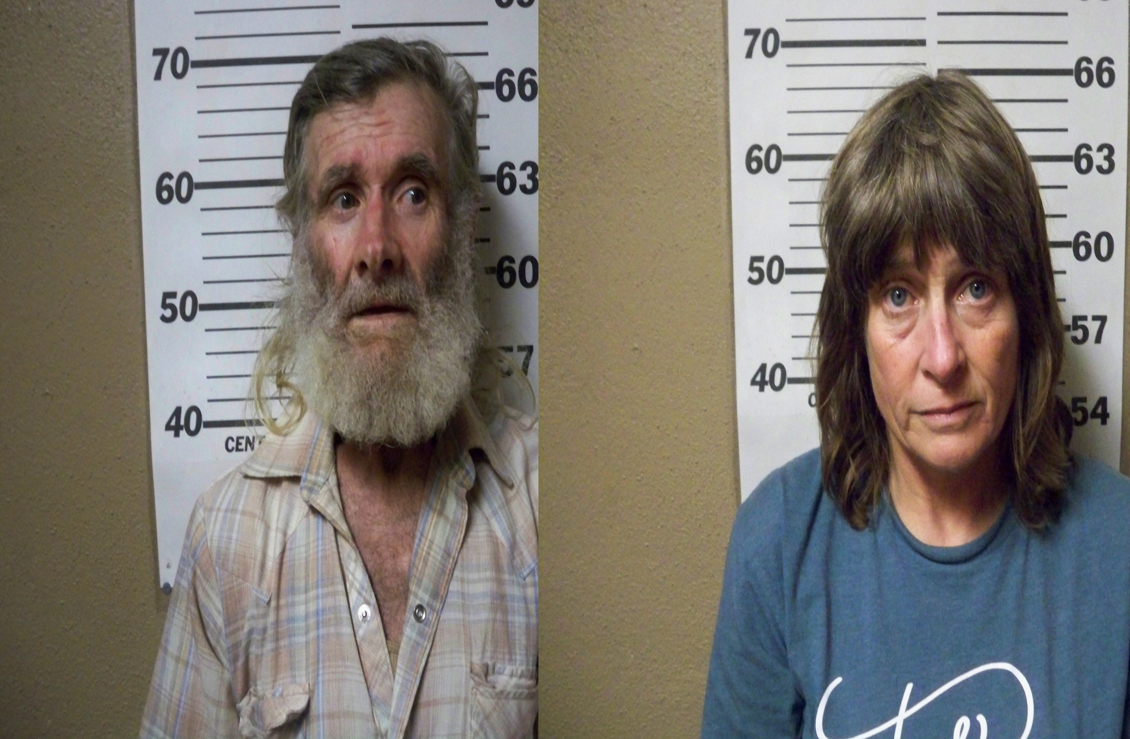 SEARCH FOR ILLEGAL DRUGS AT MCLEANSBORO HOME LEADS TO TWO ARRESTS