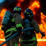 Benton Home Damaged After Fire, Oxygen Tank Explosion