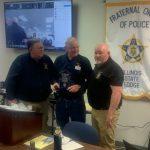 Jefferson County Law Enforcement Chaplain Receives Lifetime Achievement Award