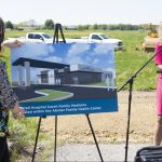Officials Break Ground for New Ferrell Hospital Facility