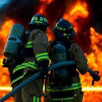 Amazon Storage Units Destroyed by Fire in Carterville
