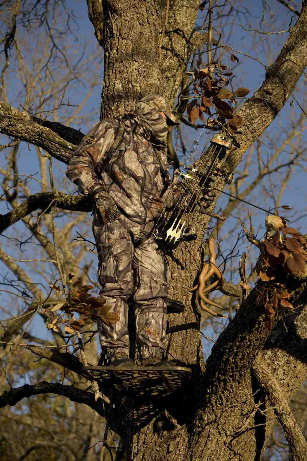 Illinois Department of Natural Resources Reminds Hunters About Tree Stand Safety