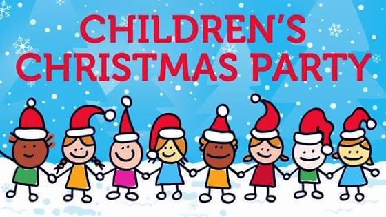 Children's Christmas Party · Hosted by Jefferson County Historical Society