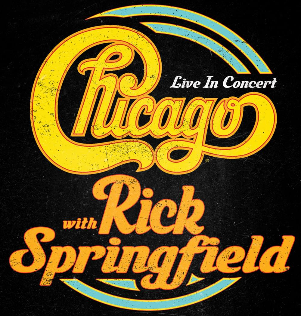 Chicago with Rick Springfield @ Hollywood Casino Amphitheatre