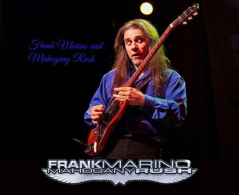 (Rescheduled) Frank Marino and Mahogany Rush @ River City Casino & Hotel