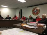 Mt. Vernon City Council Freezes Property Tax Rate, Will Take Up .25% Sales Tax Hike at Next Meeting