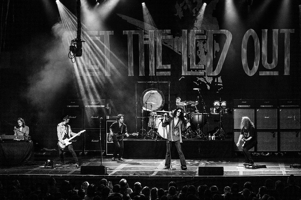 Get the Led Out – Tribute to Led Zeppelin at EPC