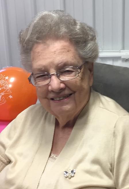 Betty L. Capps