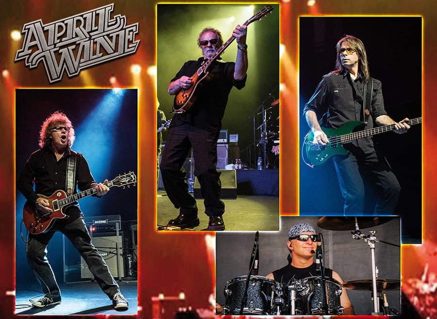 (Postponed) April Wine @ River City Casino & Hotel