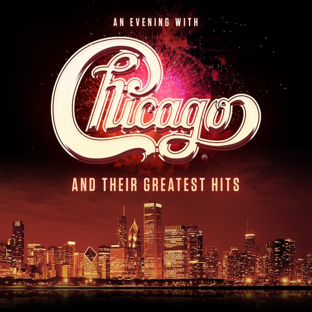 Chicago RESCHEDULED @ Hollywood Casino Amphitheatre