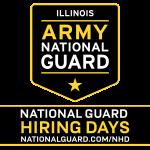 "Army National Guard Seeking New Members During ""National Hiring Days"""