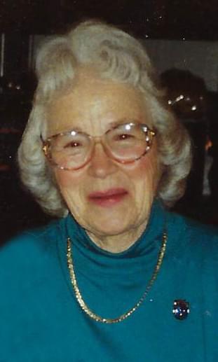 Helen McMillan Pace